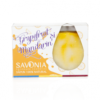 Sapun Natural Grapefruit si Mandarin