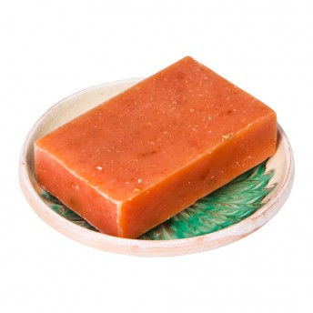 Sapuniera Ceramica Verde