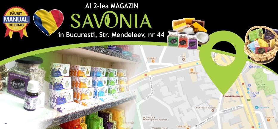 Savonia Magazin Romana