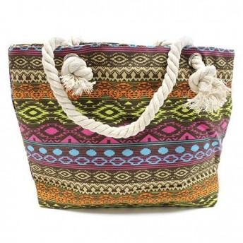 Geanta cu maner din sfoara, model Bali, 45 cm