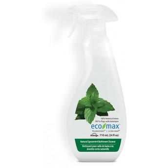 Solutie pentru curatare baie, gresie si suprafete dure, cu menta, Ecomax, 710 ml