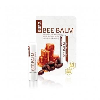 Balsam de buze natural Toffee & Cocoa butter - BIOBAZA