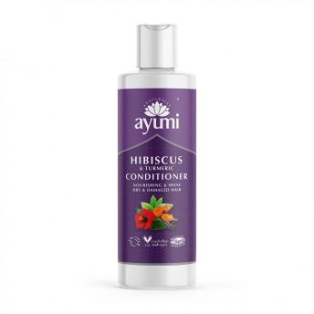 Balsam hidratant pentru par uscat si deteriorat, Ayumi, 250 ml