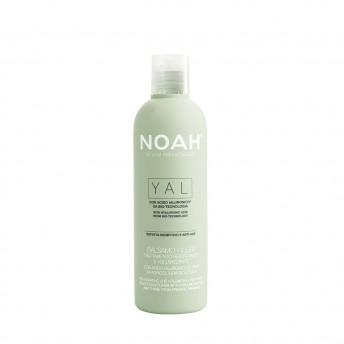 Balsam tratament cu acid hialuronic pentru volum si hidratare - Yal, Noah, 250 ml