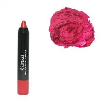 Creion-ruj bio Silky Tulip - Benecos