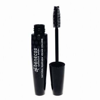 Rimel bio vegan Volume Magic Black (negru) - Benecos