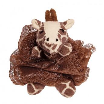 Burete baie Textil, pentru copii, Girafa