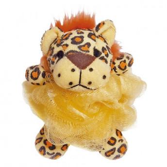 Burete baie Textil, pentru copii, Leopard