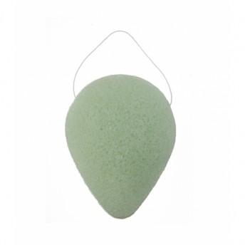 Burete Konjac Verde, cu Aloe Vera