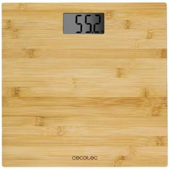 Cantar corporal Cecotec Surface Precision 9300, Lemn de Bambus, Eco-friendly