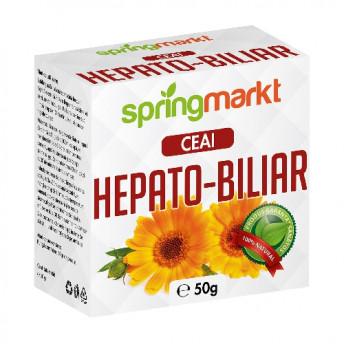 Ceai Hepato-Biliar 50gr