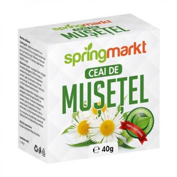 Ceai de Musetel Flori 40gr