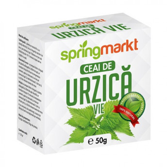 Ceai de Urzica Vie 50gr