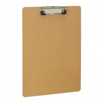 Clipboard A4 din MDF