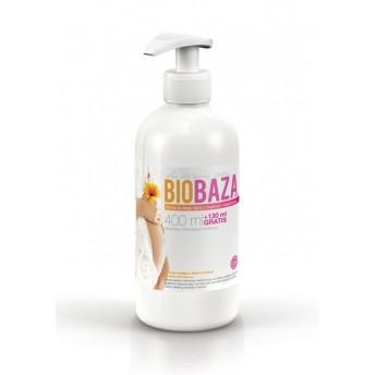 Crema corp antivergeturi pentru gravide si mamici, 500 ml - BIOBAZA