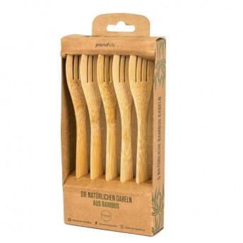 Set furculite din bambus