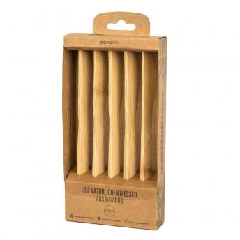 Set cutite din bambus
