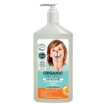 Detergent ecologic pentru vase cu Portocala 500ml