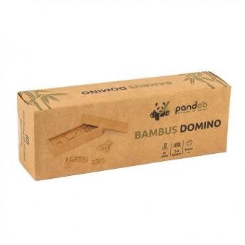 Joc Domino din bambus