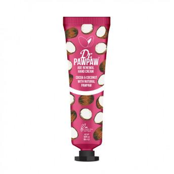 Crema de maini regeneranta cu Cacao si Cocos, DrPawPaw, 30 ml