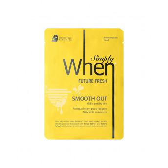 Masca coreana hidratanta si revigoranta pentru ten obosit, Future Fresh, 23 ml, Simply When