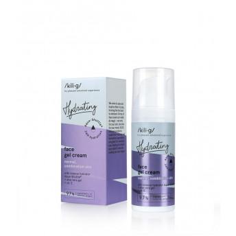 Gel-crema intens hidratant pentru ten normal si mixt, Kilig Hydrating, 50 ml
