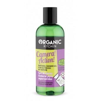 Gel de dus bio cu extract de mango Camera! Action! - Organic Kitchen