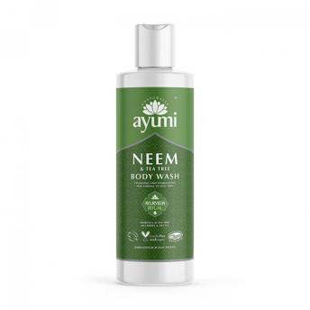 Gel de dus cu Neem & Tea Tree, Ayumi, 250 ml