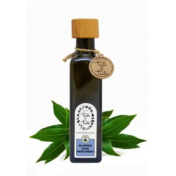 Gel de dus Natural pentru Barbati, 250 ml, Tuli a Tuli