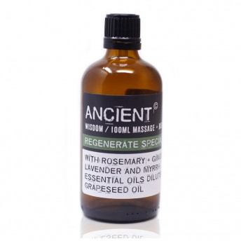 Ulei pentru masaj Mix Special, 100 ml, Ancient Wisdom