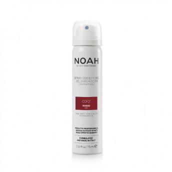 Spray corector cu vitamina B5 pentru acoperirea radacinii parului - ROSU, Noah, 75 ml