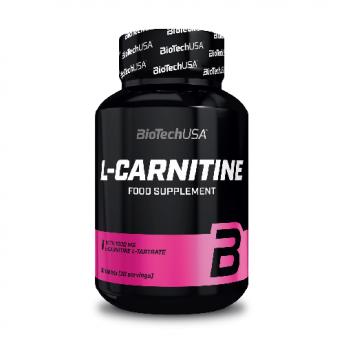 Supliment - L-Carnitine 30tbl. BiotechUSA