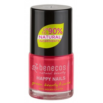 Lac de unghii Hot Summer, 5 ml - Benecos