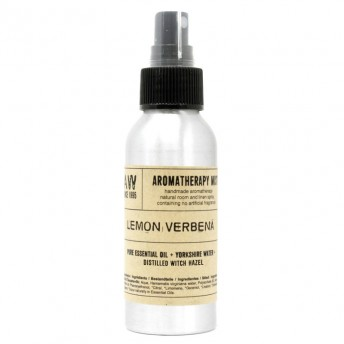 Odorizant natural de camera cu ulei esential pur de Lemon Verbena, 100 ml, Ancient Wisdom