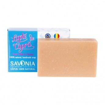Sapun Natural lapte de Capra si Miere - Savonia
