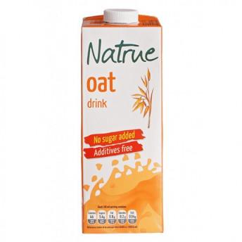 Lapte vegetal din Ovaz 1l, Natrue