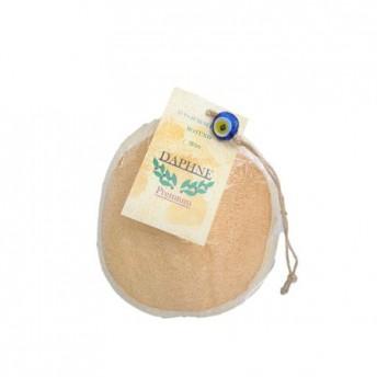 Burete Lufa Rotund, 16 cm, Premium