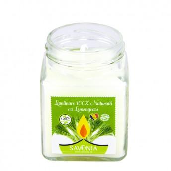lumanare de lemongrass 1
