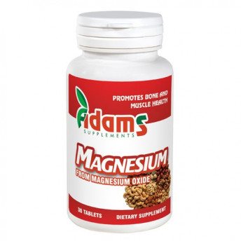 Magneziu 375 mg 30 tablete