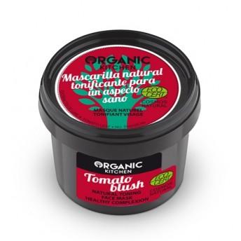Masca tonifianta pentru ten sanatos Tomato Blush - Organic Kitchen