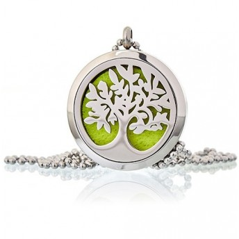 Colier aromaterapie Tree of Life, 30mm - Ancient Wisdom