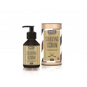 Serum natural concentrat pentru barbierit, 125 ml - BIOBAZA