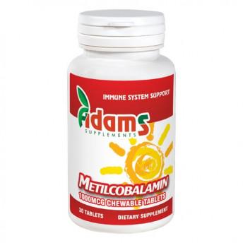 Metilcobalamina 1000 mcg 30 tabelte