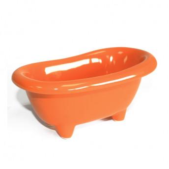 Mini cada de ceramica, portocalie