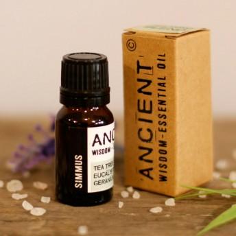Stop Sinuzita - Mix Uleiuri Esentiale Naturale Pure - 10 ml, Ancient Wisdom