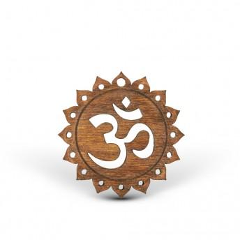 Amuleta din Lemn – OM, Maro