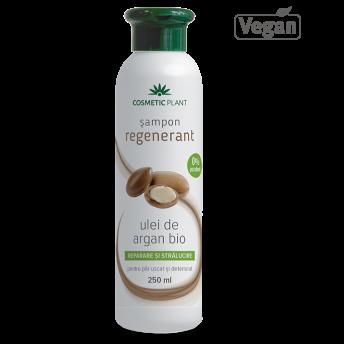 Sampon regenerant cu Ulei de Argan Bio, 250 ml, Cosmetic Plant