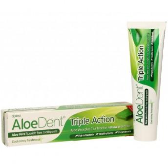 Pasta de dinti cu Aloe Vera si Coenzima Q10, 100 ml