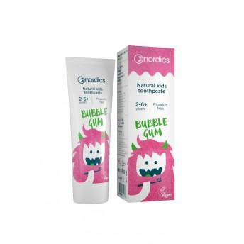 Pasta de dinti pentru copii Bubble Gum, 50 ml