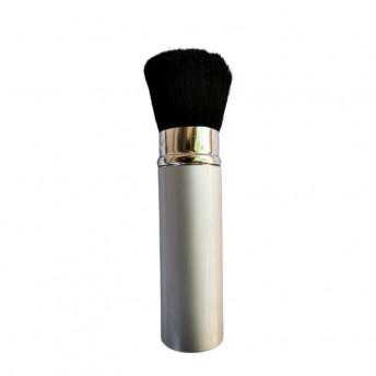 Pensula profesionala pentru machiaj, retractabila, 15.5 cm